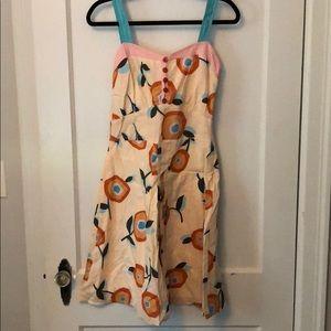 Floral Marc Jacobs dress